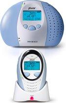 Alecto Baby DBX-88 Full Eco Dect Babyfoon met display - blauw