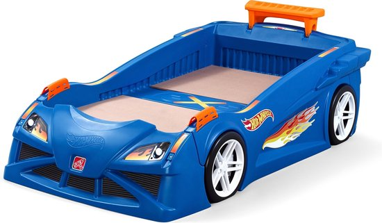 Hot Wheels Race Car Bed - Step2 (854600)