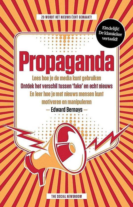 Propaganda - Edward Bernays |