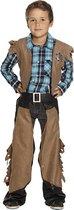 Kinderkostuum Cowboy Dustin - 4-6 jaar