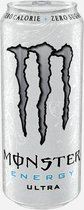 Monster Energy Energiedrank - Ultra Zero - 12 x 500ml