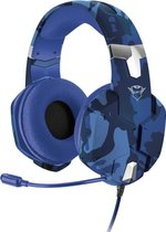 GXT 322B Carus - Gaming Headset voor PS4 en PC - Navi Camo