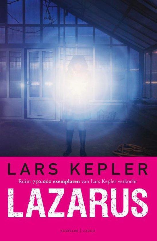 Boek cover Lazarus van Lars Kepler (Paperback)
