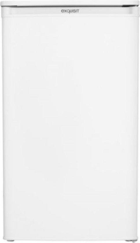 Koelkast: Exquisit KS117-4 -  Smalle Tafelmodel koelkast, van het merk Exquisit