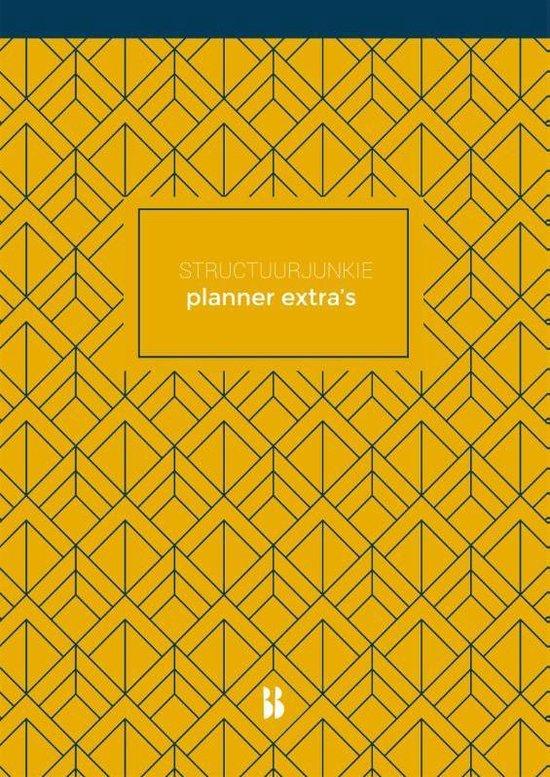 Structuurjunkie – planner extra's