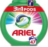 Ariel 3in1 Pods Kleur & Stijl - wasmiddelcapsules - 47 Wasbeurten