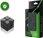 Fidget Cube - Infinity Cube - Stress verlichtend - Stressbal - Fidget Spinner - Friemelkubus - Voor volwassenen en kinderen - Fidget Toys - Les Rois