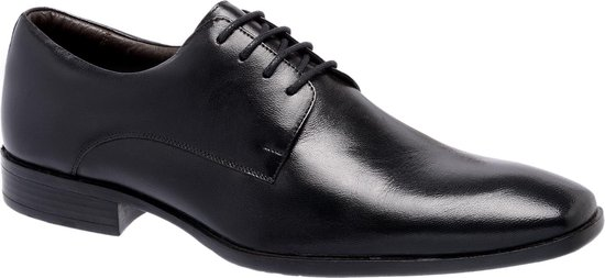 Galutti Handmade Leather Shoes - Social Italiano - Black - 46 (EU)