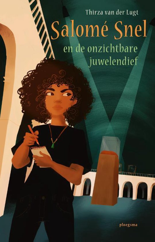 Salomé Snel en de onzichtbare juwelendief - Thirza van der Lugt |