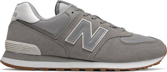 New Balance 574 Sneakers - Maat 44 - Mannen - grijs/wit