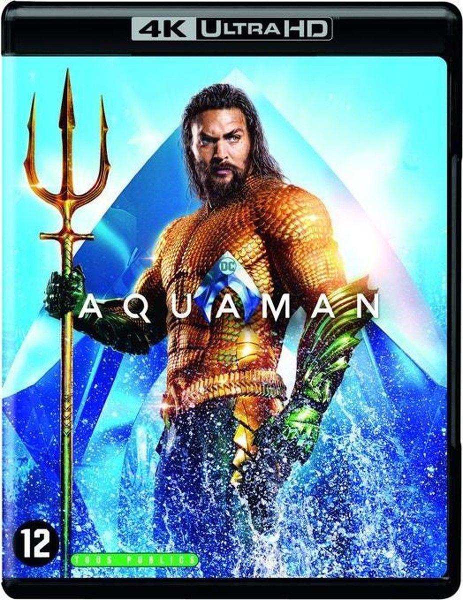 Aquaman (4K Ultra HD Blu-ray)-