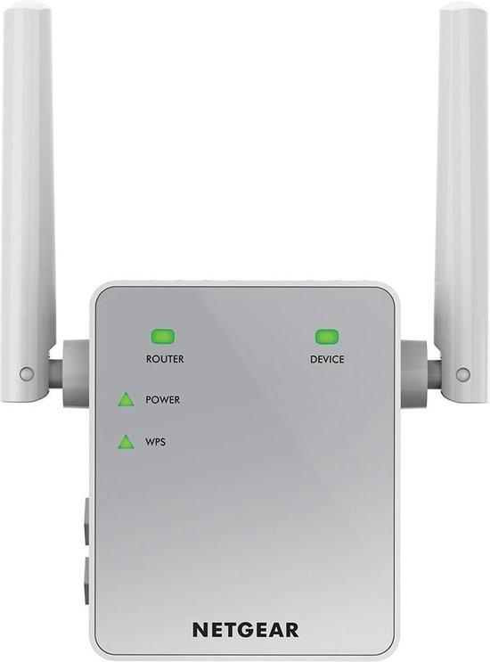 Afbeelding van Netgear EX3700 - Wifi versterker - 750 Mbps