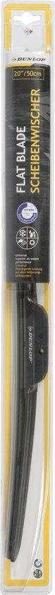 Dunlop Ruitenwisserblad Flatblade Universeel 50 Cm Per Stuk
