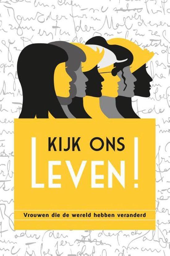Boek cover Boer, Mira de - Kijk ons leven! van Mira de Boer (Paperback)