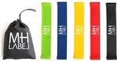MH Label - Sport elastiek band fitness - Weerstand