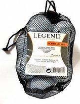 Legend Distance Golfballen - Dozijn / 12 stuks - Wit