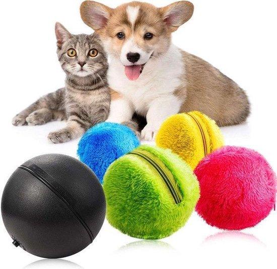 Petloverz - Magic Roller Ball – Hondenspeelgoed – Premium Rolling Ball – Automatisch rollende bal