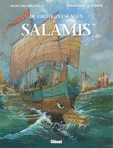 De grote zeeslagen Hc10. salamis
