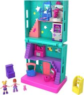 Polly Pocket Pollyville Speelhal - Speelset