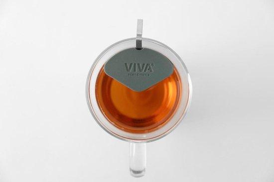 Viva Scandinavia - Koffie & Thee Infusion Theefilter - Rood
