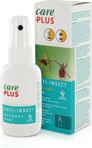 Care Plus Citriodiol Anti-insect - 60 ml - Natural Spray