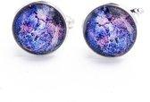 Manchetknopen - Heelal Nebula Universum Sterren
