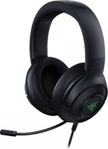 Razer Kraken X Surround Gaming Headset - USB - Zwart - PC