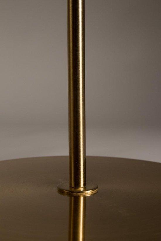 Dutchbone Floorlamp Eclipse - Vloerlamp - Goud