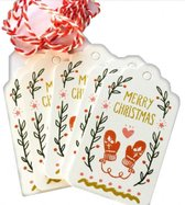 10-Kado- hang- kerst- kaartjes-Merry Christmas