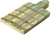 Serax Interieuraccessoires Dienblad Beige-Bruin-Geel-Turquoise L 39.5 cm B 22.5 cm H 2.5 cm