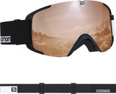 Salomon Xview Access Black-White Bk-Wh/Univ.T.Oran - Skibril