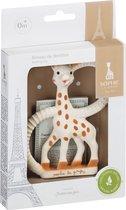 Sophie de giraf bijtring, Soft in witte geschenkdoos