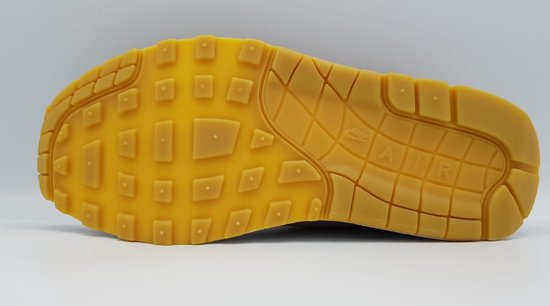 Nike Air Max 1 - Taupe - Maat 40 / 8.5 US dWkd1mlW