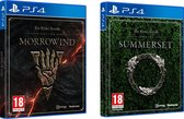 ESO Summerset + ESO Morrowind Double pack - PS4