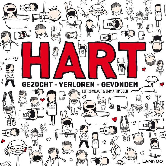Hart - Eef Rombaut |