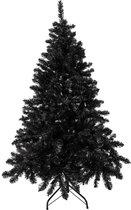 Excellent Trees® Stavanger zwarte kunstkerstboom - 120 cm - Luxe uitvoering