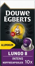 Douwe Egberts Lungo Intens koffiecups - 10 x 10 cups