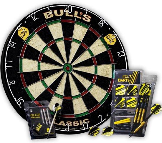 Afbeelding van het spel RTL7 Darts Dartbord Set