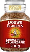 Douwe Egberts Aroma Rood Oploskoffie - 6 x pot van 200 gram