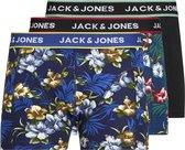 JACK&JONES 3-Pack Boxershorts - Black - Maat L