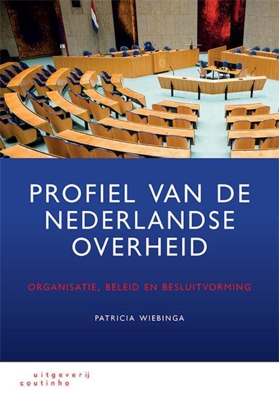 Profiel van de Nederlandse overheid - Patricia Wiebinga |