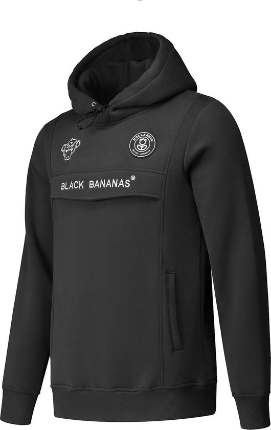 Black Bananas Trui Heren Zwart