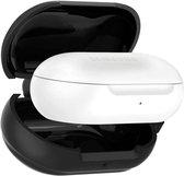 Spigen Silicone Fit Samsung Galaxy Buds Hoesje - Zwart