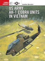 Boek cover US Army AH-1 Cobra Units in Vietnam van Jonathan Burnstein