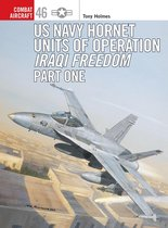Boek cover US Navy Hornet Units of Operation Iraqi Freedom (Part One) van Tony Holmes (Onbekend)