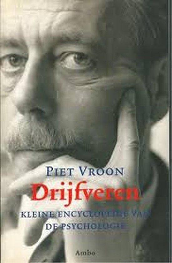 DRIJFVEREN - Pieter Vroon |