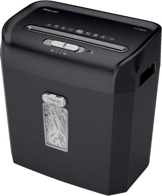 Rexel Promax RPS812 Papierversnipperaar, P2 Stroken