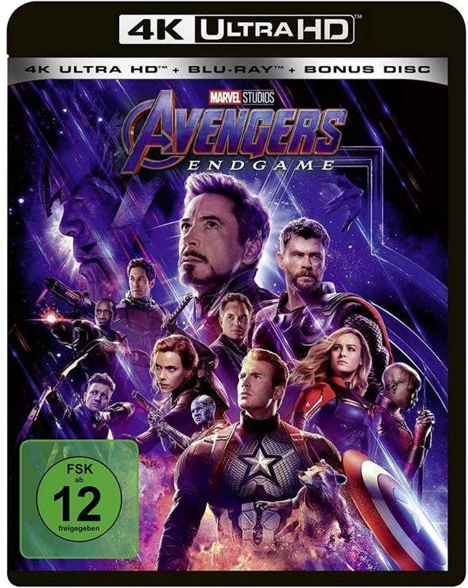 Avengers: Endgame (Ultra HD Blu-ray & Blu-ray)-