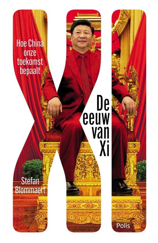 De eeuw van Xi - Stefan Blommaert | Fthsonline.com