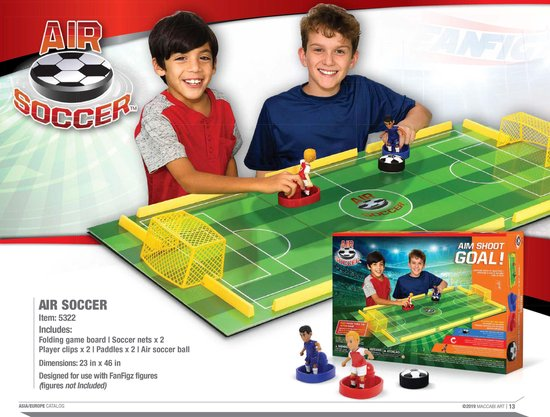 Afbeelding van het spel Kreative Air Soccer Game Set Speelset voetbal
